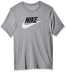 Nike Camiseta Hombre M NSW tee Icon Futura