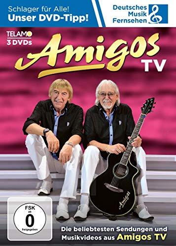 Amigos TV [3 DVDs]
