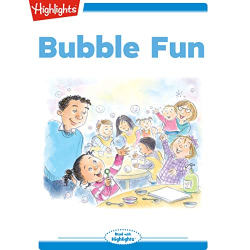 Bubble Fun copertina