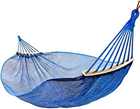 Recreation Double Hammock - Portable Parachute Portable Parachute for Hiking, Travel, Backpack, Beach, Patio Equipment Gif...