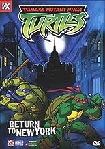 Teenage Mutant Ninja Turtles: Return to New York - Volume 7