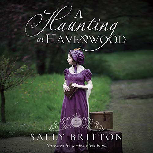 A Haunting at Havenwood cover art