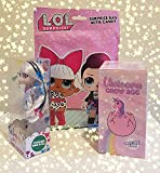 NETANGELA SHIBAJUKU Girls + Unicorn Crow Egg + Surprise Bag with Candy 2019