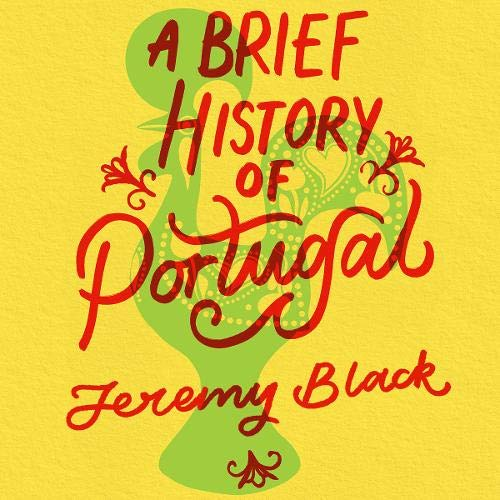 Couverture de A Brief History of Portugal