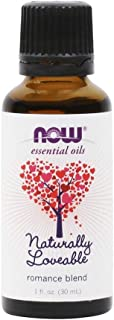NOW Foods - Now Essential Oils Naturally Loveable Romance Blend - 1 fl. oz.