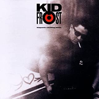Hispanic Causing Panic by Kid Frost (1992) Audio CD