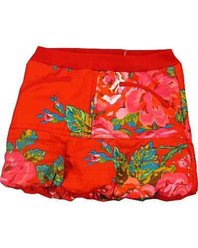 Oilily - Falda - para niña Rojo 24 Meses