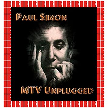 The Complete MTV Unplugged Show, Kaufman Astoria Studios, New York, March 4th, 1992 (Hd Remastered Edition)