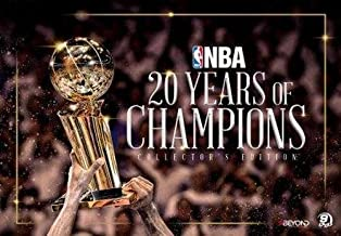 NBA 20 Years of Champions [1996-2016] [Collector Ed [9 Discs