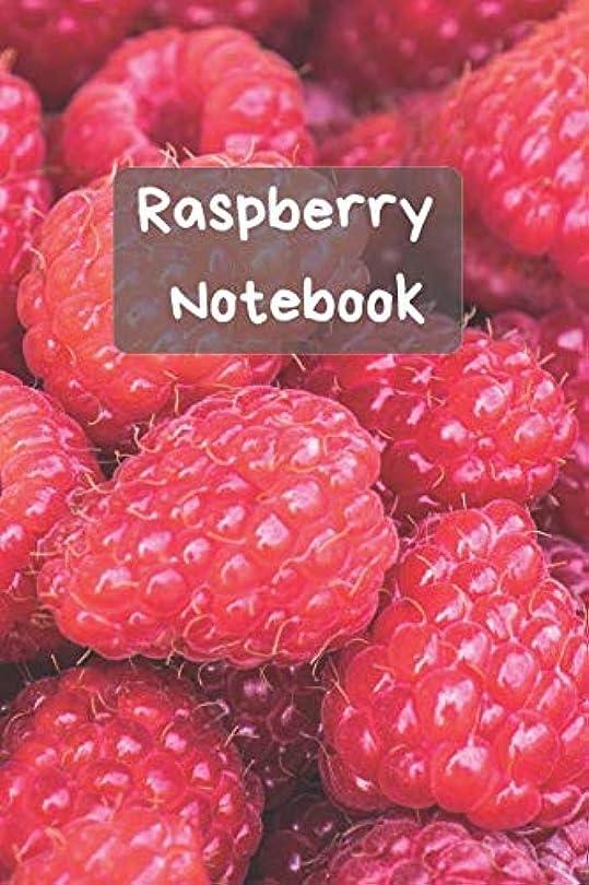 文句を言うビット難しいRaspberry Notebook: Perfect for Everybody, Drawing and Writing (110 Pages, Blank, 6 x 9)(Fruity Notebooks) (Fruits)