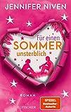 'Für einen Sommer unsterblich' von 'Jennifer Niven'