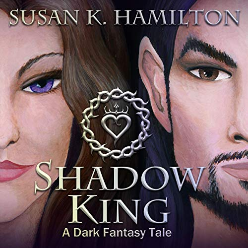 Shadow King audiobook cover art