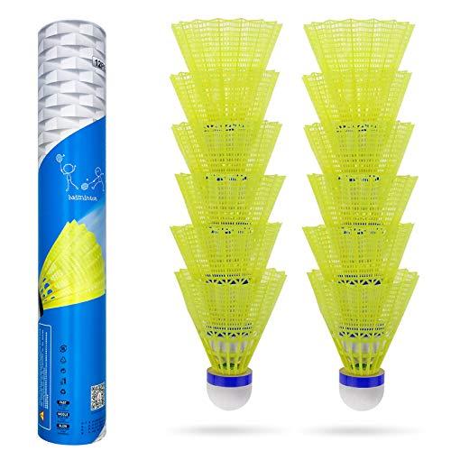 Baozun Badminton Federbälle 12 S...
