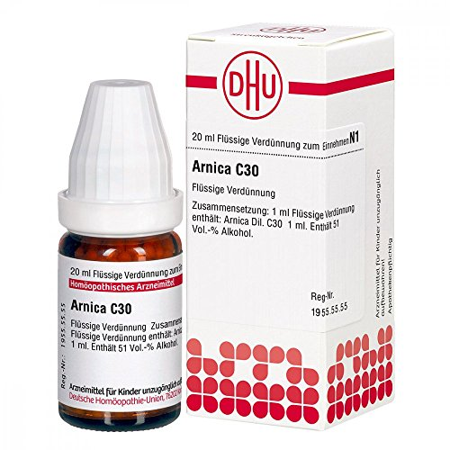 ARNICA C 30 Dilution 20 ml
