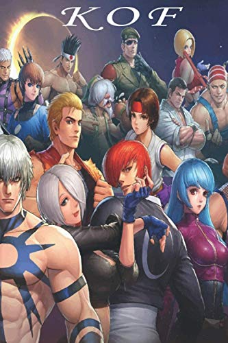 KOF: Notebook / Journal Lined Pages: 110 lined pages size 6*9 inches