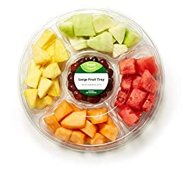 Fresh Brand – Large Fruit Tray, 64 oz