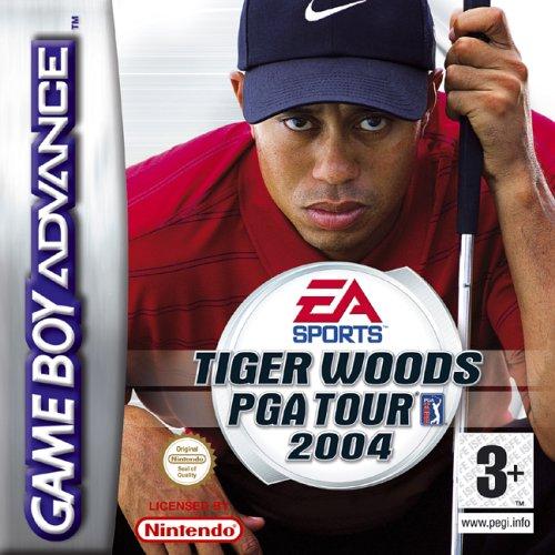 GameBoy Advance - Tiger Woods PGA Tour 2004