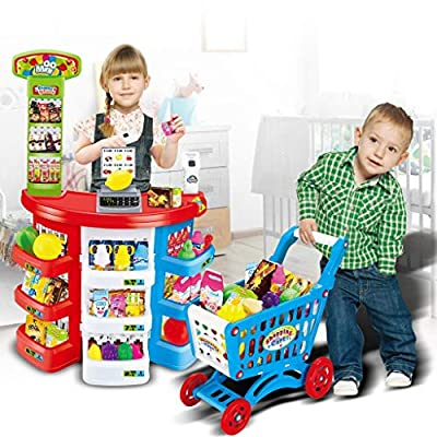 Calculator Cash Playset with Working Scanner Re...