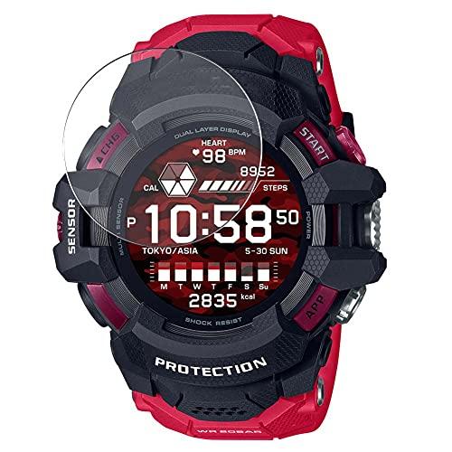Vaxson 3 Unidades Protector de Pantalla, compatible con カシオ CASIO GSW-H1000 [No Vidrio Templado] TPU Película Protectora Reloj Inteligente Film Guard Nueva Versión