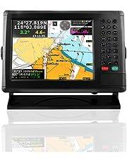 Garmin Striker 10.4in Marine GPS Navigator Tracker XF-1069B AIS Evitación de colisiones Identificación automática Velocímetro Posicionamiento Carta del barco Plotter