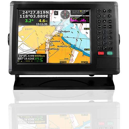 Garmin Striker 10.4in Navigatore GPS marino Tracker XF-1069B AIS Evitamento delle collisioni Identificazione automatica Posizionamento tachimetro Plotter cartografico barca