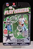 McFarlane Toys Dallas Cowboys Tony Romo Playmakers Series 1 Action Figurine