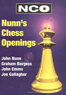 Nunn's Chess Openings (Everyman Chess Series)