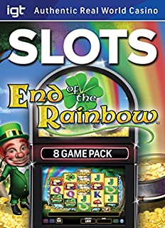 IGT Slots End of the Rainbow 8-Pack: Enjoy Real Vegas Slot Machines on your OWN MAC! [Download]