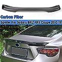 Carbon Heckspoiler Flügeldeckel für Subaru BRZ FRS Scion GT86 für Coupé Style 2012 2013 2014 2015 2016 2017 2018