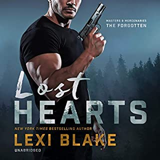 Lost Hearts audiobook cover art