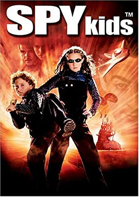 Spy Kids from Dimension/Walt Disney Home Video