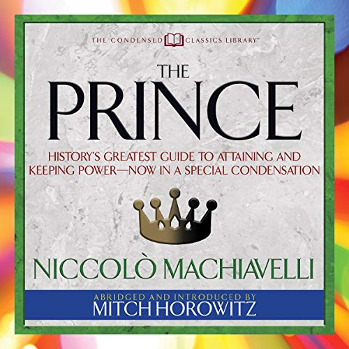 The Prince (Condensed Classics)  By  cover art