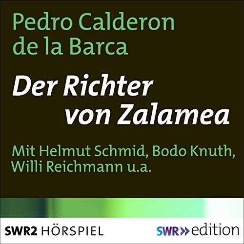 Der Richter von Zalamea audiobook cover art