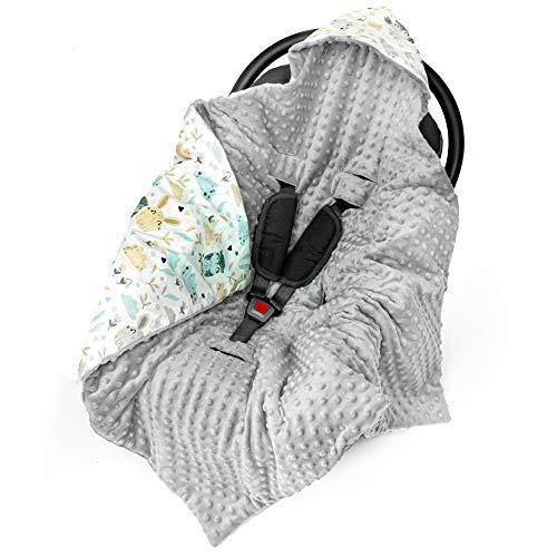 Sacco Ovetto invernale, universale Coperta Passeggino - copertina avvolgente neonato Sacco Termico...