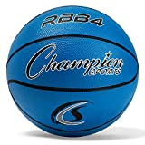 Champion Sports Official Heavy Duty Rubber Cover Nylon...