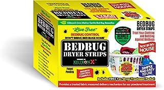 LiveFree Bedbug Dryer Strips- 25 Dryer Loads