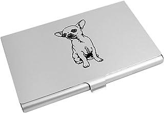 Azeeda 'Chihuahua' Business Card Holder / Credit Card Wallet (CH00015205)