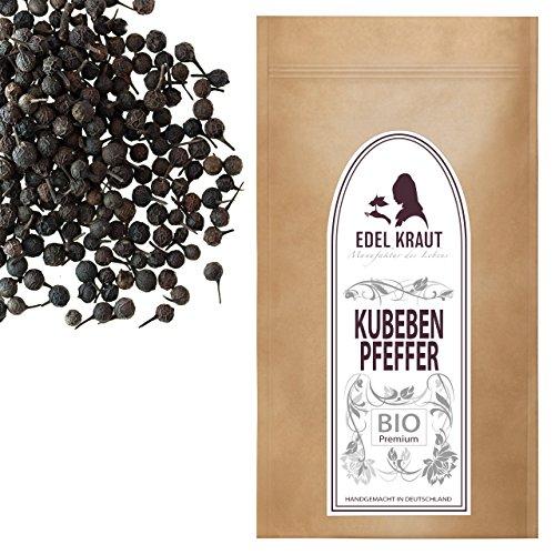EDEL KRAUT | BIO KUBEBENPFEFFER ganz - Premium Hildegard - organic cubeb pepper 250g