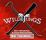 Songtexte von Wilde Jungs - Multikriminell