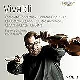 Vivaldi: Complete Concertos & Sonatas Opp. 1-12, Vol. 1