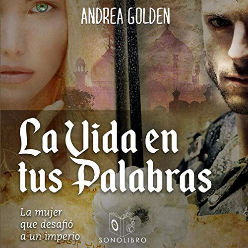 La vida en tus palabras [Life in Your Words] audiobook cover art