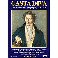 Casta Diva: Romanticized Biography of Bellini [DVD] [Import]
