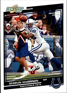 Best marvin harrison football cards Reviews