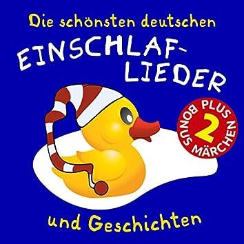 Die schönsten deutschen Einschlaf-Lieder und Geschichten (Kinderlieder-Klassiker und Märchen für die gute Nacht. Plus 2 Bonus-Märchen!)