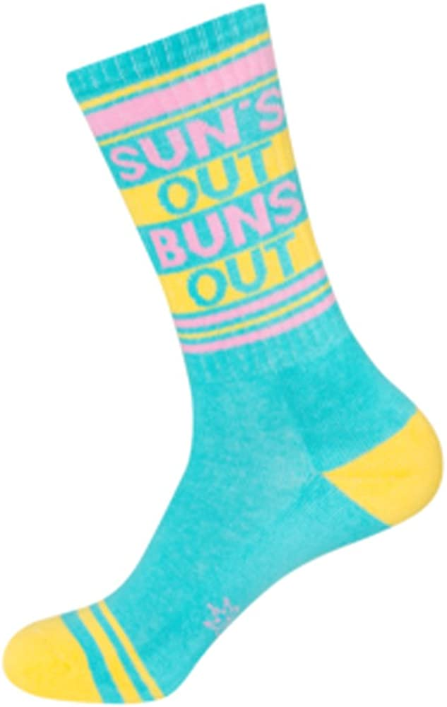Choice Sun's Out Buns Turqouise Fashion With Neon Unisex Pink Cotton Ribbed