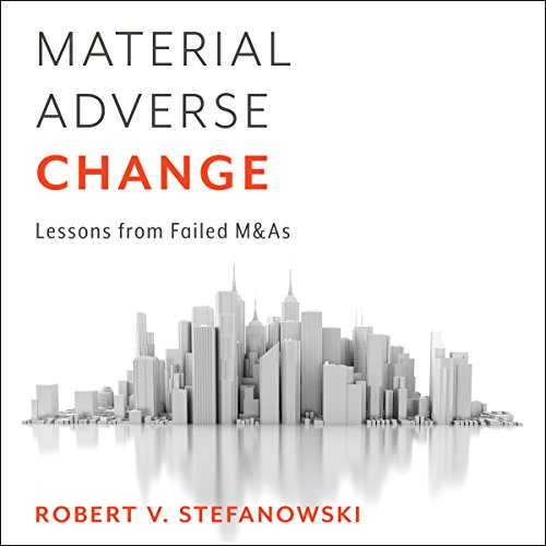 Couverture de Material Adverse Change