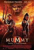 XWArtpic Classic Hollywood Movie Mummy Titans HD Retro Poster Home Decor Picture Wall Art Camera da Letto Soggiorno Poster Tela Pittura 70 * 105cm M