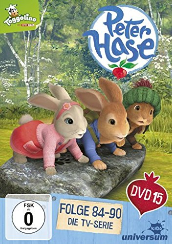 Peter Hase, DVD 15