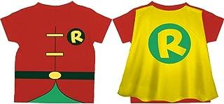 costume Robin Caped T-Shirt