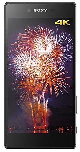 Sony Xperia Z5 Premium Smartphone (5,5 Zoll (13,8 cm) Touch-Display, Android 5.1) schwarz